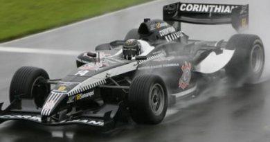 Superleague Fórmula: Em Donington Park Antonio Pizzonia marca a segunda pole do Corinthians