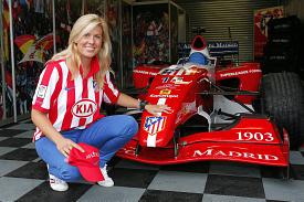 Superleague Fórmula: Mudanças de pilotos no Atlético de Madrid e Galatasaray
