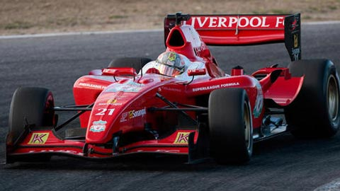 Superleague Fórmula: Liverpool é o Campeão de 2009