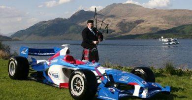 Superleague Fórmula: Rangers anuncia Ryan Dalziel