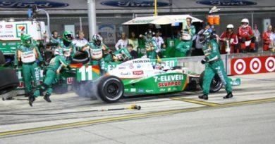 """IRL: Tony Kanaan em Miami: """"Estávamos com a corrida ganha"""""""
