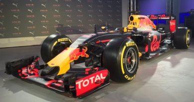 F1: Tentando se reerguer, Red Bull apresenta pintura para a temporada de 2016