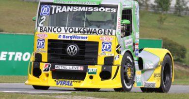 Truck: Pilotos da Volkswagen esperam corrida muito movimentada em Curitiba