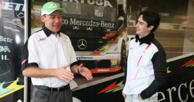 Truck: Cirino e Piquet foram alguns dos prejudicados pela chuva na capital paranaense
