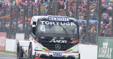 Truck: Cirino mantém a liderança da Fórmula Truck