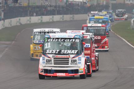 Truck: Diumar Bueno quer ir ao pódio em Curitiba