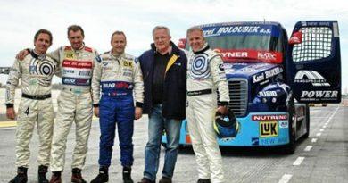 Truck: Campeões da Truck pela Volkswagen testam na Europa