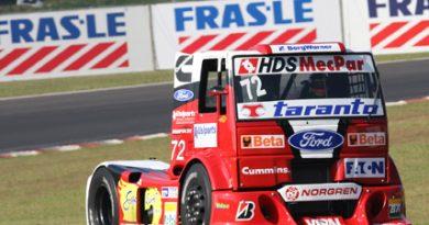 Truck: Djalma Fogaça está confiante em fazer boa prova em Curitiba