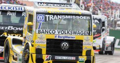 Truck: Felipe Giaffone vence em Caruaru e coloca Volkswagen na liderança da Truck
