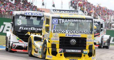 Truck: Em Fortaleza, Volkswagen Caminhões e Ônibus busca quarta vitória seguida no Nordeste