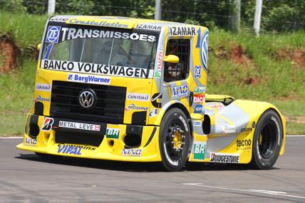 Truck: Volkswagen na briga pelo título de marcas