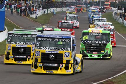 Truck: Volkswagen busca nova vitória na Fórmula Truck em Curitiba