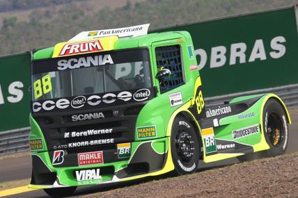 Truck: Beto Monteiro vê melhor condição para disputa pela vitória em Curitiba