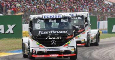 Truck: Piquet e Cirino vão ao pódio em Caruaru e embolam o campeonato