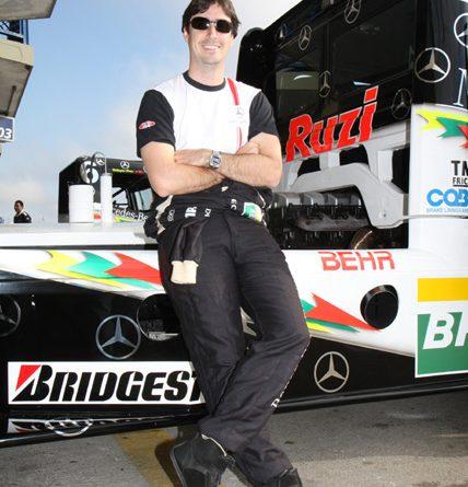 Truck: Piquet espera duelo acirrado pela liderança em Tarumã