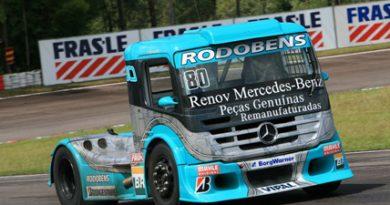 Truck: Ramires planeja consolidar em Goiânia mais um passo no desenvolvimento do caminhão
