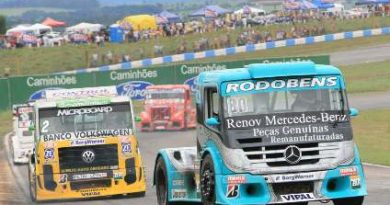 Truck: Mangueira do radiador compromete atuação de Vinicius Ramires