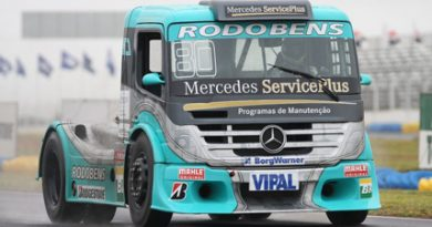 Truck: Ramires aposta em nova concepção de motor na luta por nova vitória em Curitiba