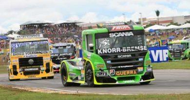 Truck: Caruaru recebe 3ª etapa
