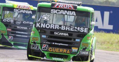 Truck: Roberval Andrade vai a Fortaleza disposto a retomar liderança do campeonato