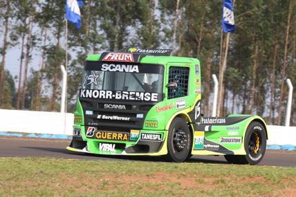 Truck: Com evolução em testes, Roberval prevê melhor desempenho em Curitiba