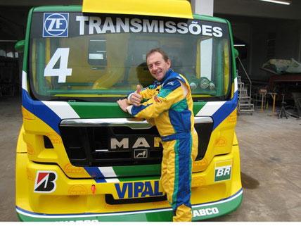 Truck: Austríaco campeão da Super Truck Européia estréia na categoria nacional