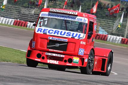 Truck: Regis Boéssio corre com bi-turbo em Fortaleza