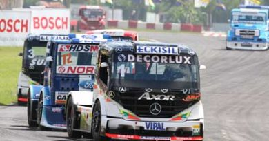 Truck: Cirino terá motor mais potente em Fortaleza