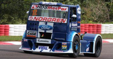 Truck: Com chuva, sorocabano Djalma Fogaça é o mais rápido em Fortaleza