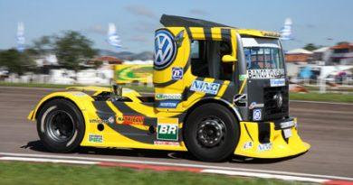 Truck: Felipe Giaffone é pole position em Guaporé