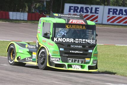 Truck: Para Roberval, durabilidade dos caminhões será desafio maior em Fortaleza