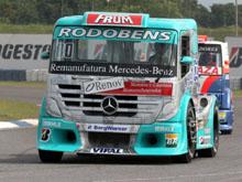 Truck: Pole, Ramires é punido e cai para 16º no grid
