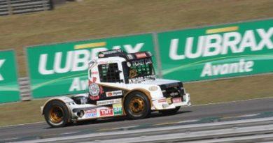 Truck: Roberval Andrade põe Corinthians na pole em Interlagos
