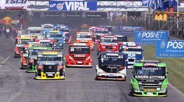 Truck: Felipe Giaffone vence em Buenos Aires