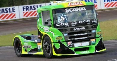 Truck: Líder, Beto Monteiro define pódio como meta para etapa da F-Truck em Goiânia