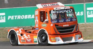 F-Truck: Beto Monteiro conquista título em Brasília
