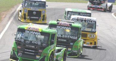 Truck: Beto Monteiro animado para quinta etapa da Fórmula Truck em Interlagos