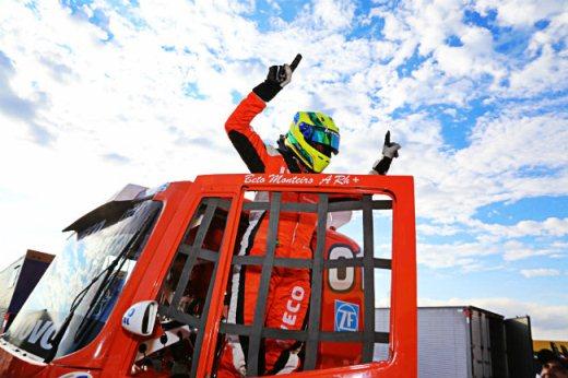 Truck: Beto Monteiro põe fim a jejum de dois anos e conquista pole