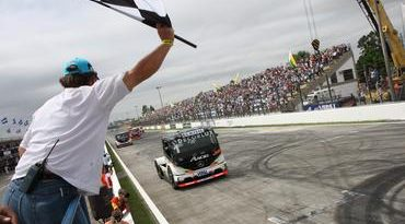Truck: Wellington Cirino vence em Curitiba