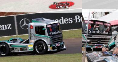 Truck: Cirino domina mais um treino em Cascavel