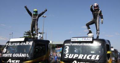 Truck: Cirino vence em Goiânia