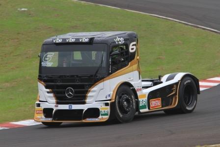 Truck: Wellington Cirino marca a pole em Tarumã