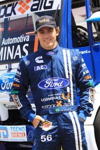 Truck: Danilo Dirani confiante em estréia na Ford Racing Trucks