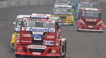 Truck: Wellington Cirino vence última etapa e conquista o quarto título na categoria