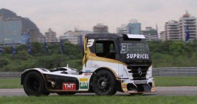 Truck: Christian Fittipaldi marca a pole no Rio de Janeiro