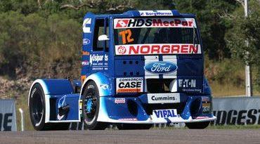 Truck: Sorocabano Djalma Fogaça estréia com pódio em Guaporé (RS)