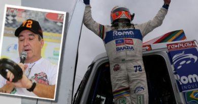 Truck: Djalma Fogaça faz a pole em Guaporé