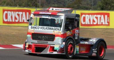 Truck: Giaffone conquista primeira pole da MAN