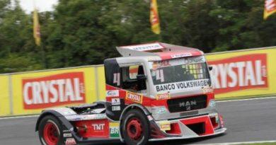 Truck: Giaffone conquista a pole em Curitiba