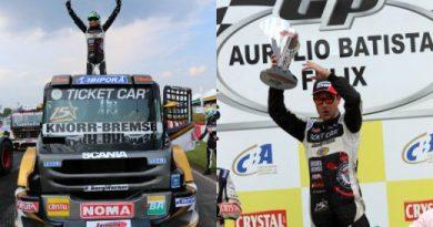 Truck: Andrade volta ao topo do pódio da F-Truck depois de quase quatro anos